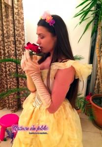 personaje petreceri copii - Belle