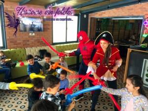 animatie petreceri copii